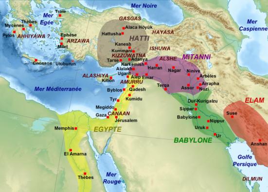 Mitanni kingdom