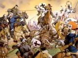 Kị binh Mông Cổ ở Châu Âu: Trận Liegnitz1241