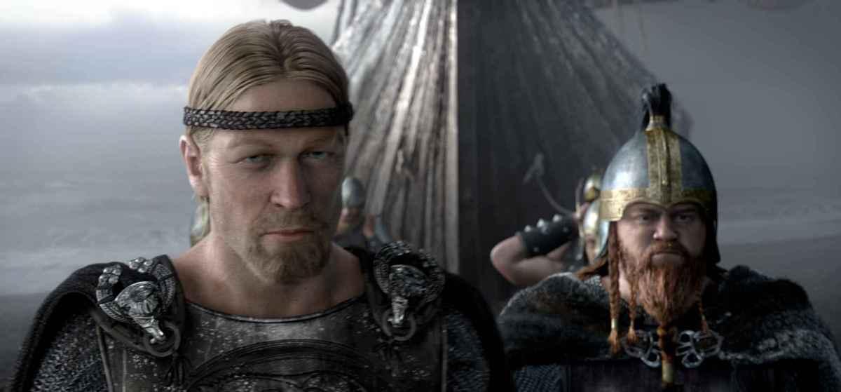 sử thi Beowulf
