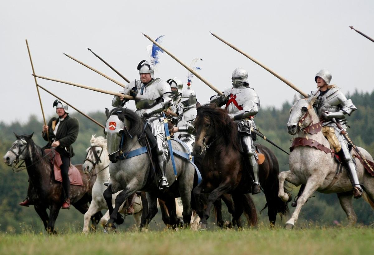 Quân đội Châu Âu thời Trung Cổ