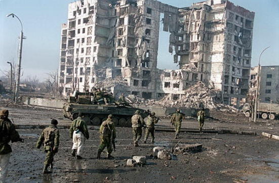 What if Russia splintered tomorrow? Chechnya-6