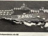 Cuộc chiến cân não trên Địa Trung Hải giữa Liên Xô và Mỹ năm1973
