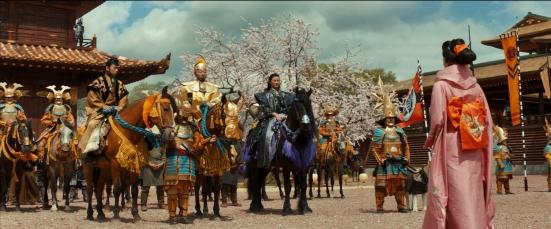 Hình ảnh Mạc chúa trong phim 47 Ronin (2013)