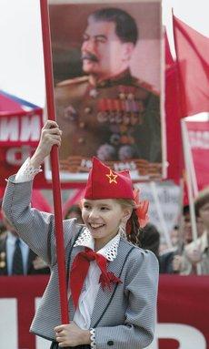 pro communist