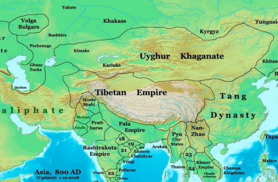 Uyghur empire