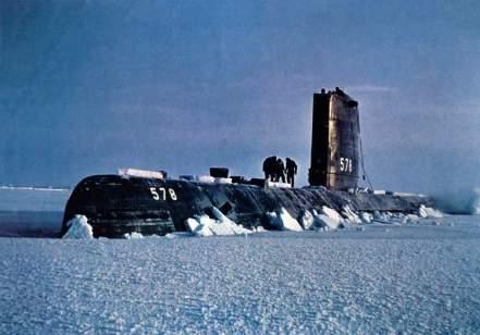 Arctic Submarines war