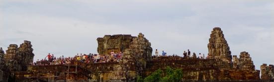 Bakheng-temple