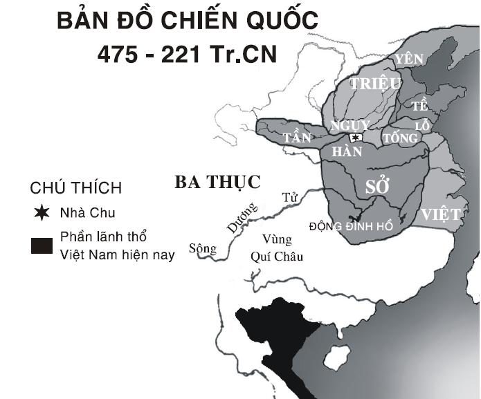 nét về sử liệu Trung Quốc có liên quan đến Việt Nam