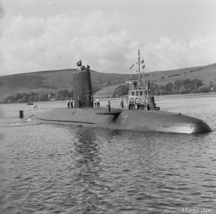 conquerror submarine