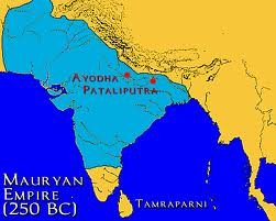 mauryra empire