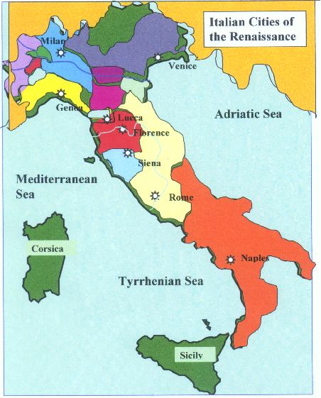 renaissance Italia