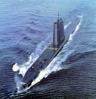 tàu ngầm ARA Santa Fe của Argentina