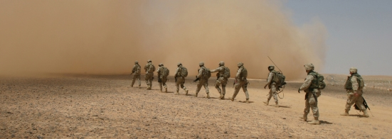Operation Iraqi Freedom  04-06 For public release CWO2 Craig J. Shell LtCol John R. Mahoney IIMEF (FWD) G-3 IO COMCAM 3401-124 3401-304