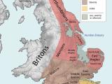 Các tiểu quốc ở nước Anh thời TrungCổ