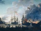 Sự thay đổi tương quan lực lượng hải quân Anh và Hà Lan nữa sau thế kỷXVII