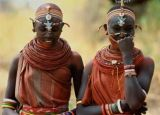 Phong tục tập quán ở một số nước châuPhi