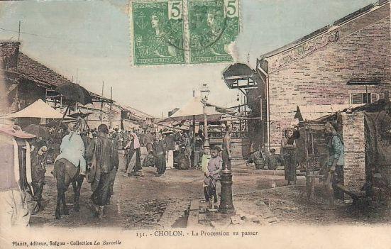 ChoLon 1909