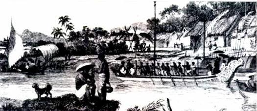 Quân chúa Nguyễn Hòang đến Quảng Nam vào năm 1570