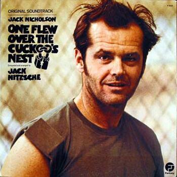 Jack Nicholson luôn là sự lựa chọn số 1 của Milos Forman