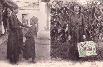 Gia đình bên vợ của Đề Thám bị bắt ngày 5 tháng 3 năm 1909.