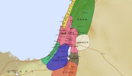 Philistines kingdom