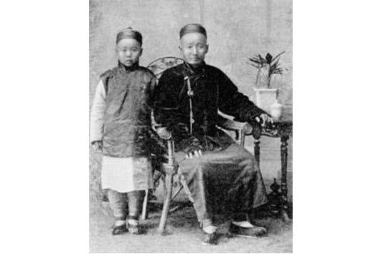 Người Do ở Khai Phong, Trung Quốc, khoảng 1900