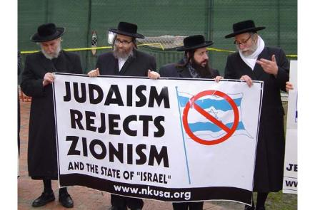 Những người theo Do Thái giáo bảo thủ chống lại chủ nghĩa Zion và nhà nước Israel