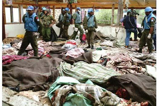 Năm 1996, Israel pháo tập 38 quả 155mm vào căn cứ LHQ tại Qana, Nam Lebanon là nơi đang có 800 thường dân lánh nạn làm thiệt mạng 106 thường dân, 114 bị thương cùng với 4 quân nhân UNIFIL (LHQ). Bản điều tra của LHQ cho đây là cố tình, có 2 trực thăng và 1 máy bay không người lái hiện diện để hướng dẫn pháo tập và Israel cho đây là tai nạn do bất cẩn gây ra. LHQ thông qua nghị quyết đòi 1.7 triệu USD tiền xây dựng lại căn cứ, tất nhiên là Israel không trả chắc là để đợi 2000 năm nữa