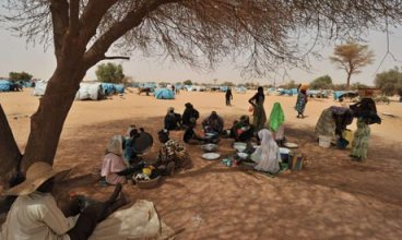 xung đột tại Mali