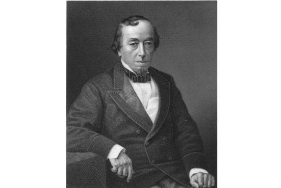 Cựu thủ tướng Anh Benjamin Disraeli (1804 – 1881)
