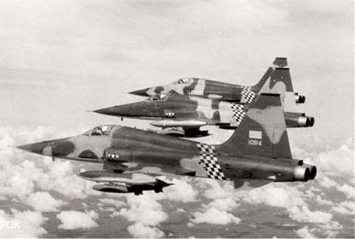 Chiến đấu cơ F-5 của Không quân Việt Nam Cộng Hòa