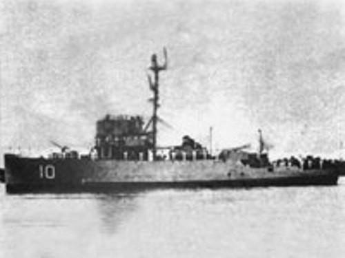 Tàu tuần tra HQ-10 Nhật Tảo của VNCH
