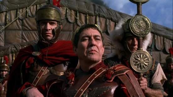 Ceasar trong Julius phim Rome (TV Series 2005–2007)
