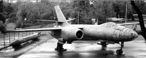 Il-28, loại máy bay từng được bố trí bí mật ở Cuba trong thời gian diễn ra cuộc khủng hoảng tên lửa hạt nhân