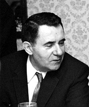 Bộ trưởng Ngoại giao Liên Xô, Andrei Andreyevich Gromyko.