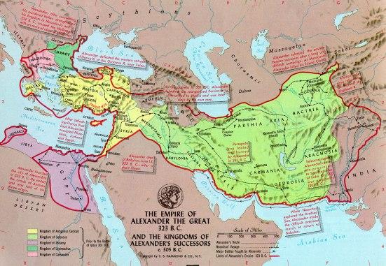Alexander Empire