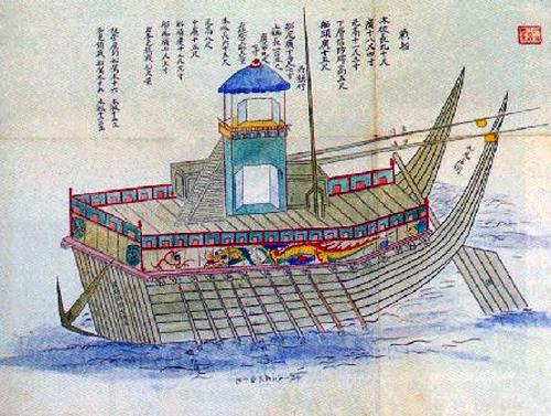 Tàu Panokseon.