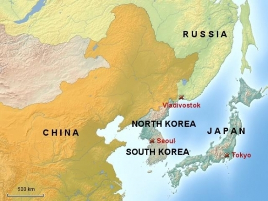 GasRussiaNorthKorea