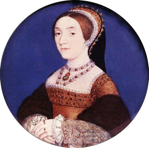Hoàng hậu Katherine Howard.