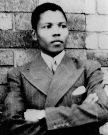 Mandela năm 1937