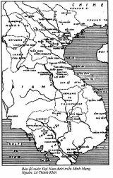 Cương vực Việt Nam dưới thờiNguyễn