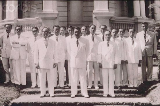 Chính phủ Bảo Đại 17-1-1954