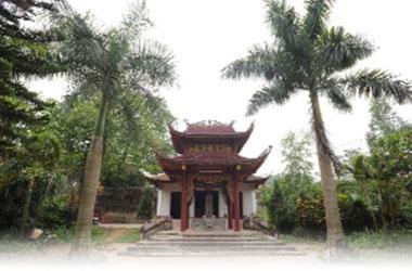 Đền thờ Ngô Sĩ Liên