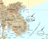 Những vấn đề về chủ quyền lãnh thổ giữa Việt Nam và các nước lánggiềng
