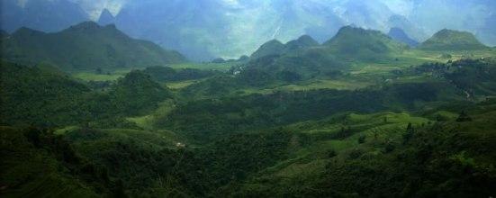 Địa hình Hà Giang