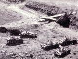 Trận đấu tank ở bán đảo Sinai trong chiến tranh Ả rập-Isarel năm1971