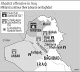 "Iraq: Thế ""chân vạc"", hay sự hỗnloạn"
