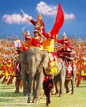 Lễ hội Quang Trung đại phá quân Thanh