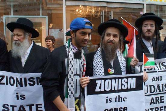 Những người theo Do Thái giáo chính thống chống lại chủ nghĩa Zion và nhà nước Israel