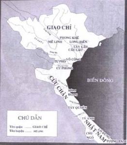 Âu Lạc thế kỷ I-III (Nhà Hán . Nguồn diepdoan.violet.vn